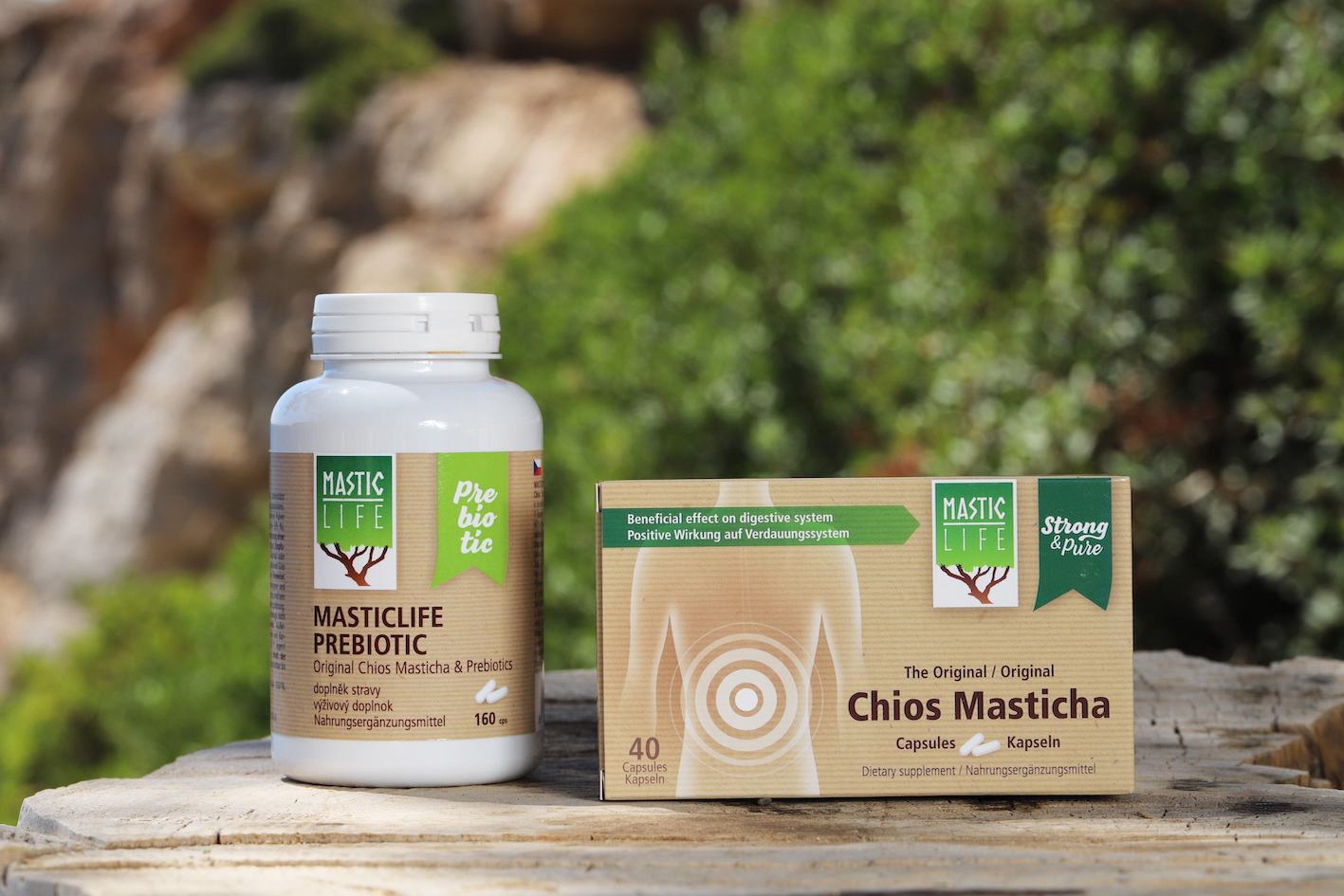 Bestseller masticlife strong & pure